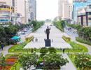TP.HCM: Chỉnh trang đường Nguyễn Huệ, Lê Lợi