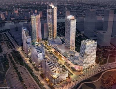 Vì sao Thủ Thiêm Eco Smart City chậm tiến độ?
