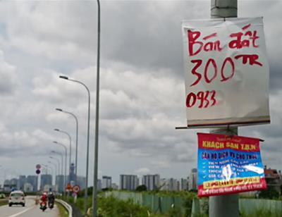 'Ý tưởng tăng thuế mua bán nhà đất ở nơi sốt ảo là vi hiến'