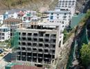 Cưỡng chế 13 công trình vượt tầng ở Khu biệt thự Ocean View, Khánh Hòa