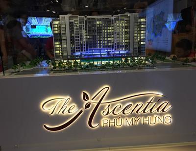 Phú Mỹ Hưng ra mắt dự án mới - The Ascentia