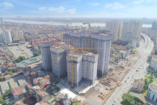 Hà Nội: Xuất hiện chiêu khuyến mai độc trên thị trường bất động sản