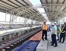 Nỗ lực đưa metro số 1 về đích vào cuối 2021