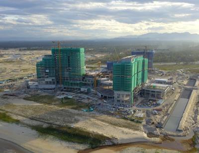 """Loạt dự án bất động sản ven biển Quảng Nam vẫn """"bất động"""""""