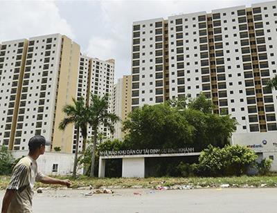 Giá nhà đang cao hơn 20 lần so với thu nhập của người dân