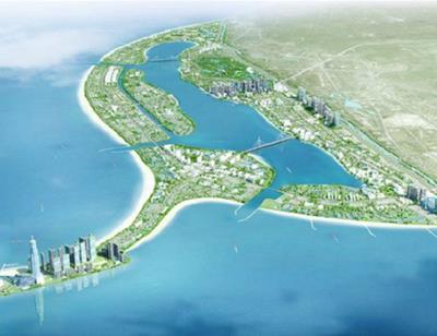 TP.HCM chính thức duyệt quy hoạch Khu đô thị du lịch lấn biển Cần Giờ hơn 2.800ha