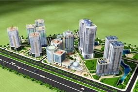 150 vinaconex thaodien 010807 hinh1 Tổng quan và quy mô dự án khu nhà ở cao tầng Vinaconex Thảo Điền