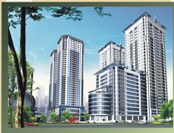 4643 vinaconex thaodien 010807 hinh4 Tổng quan và quy mô dự án khu nhà ở cao tầng Vinaconex Thảo Điền