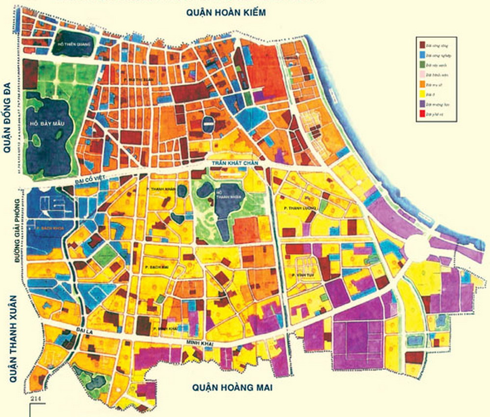 Những điểm mới về quy hoạch, kế hoạch sử dụng đất trong Luật Đất đai 2013