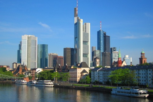 Kết quả hình ảnh cho Tòa nhà Commerzbank: