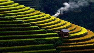 Mù Cang Chải là huyện miền núi phía tây tỉnh Yên Bái